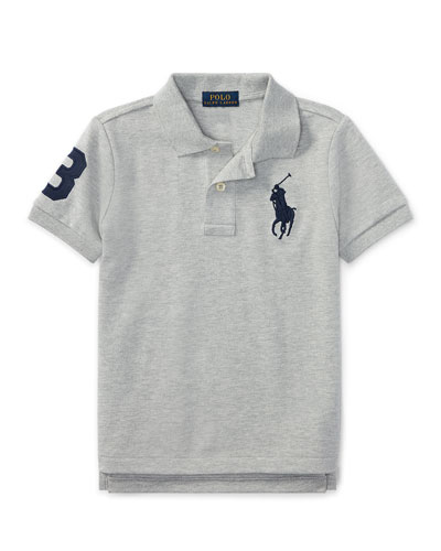 Big Pony Pique Knit Polo  Size 2-3  and Matching Items