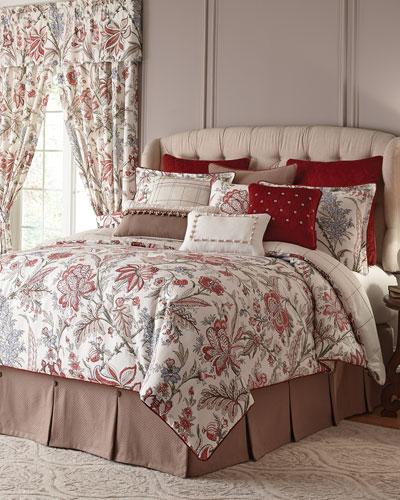 Izabelle 4-Piece Queen Comforter Set  and Matching Items