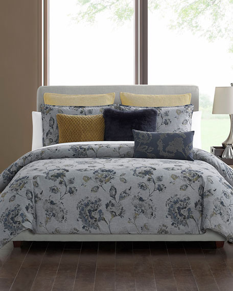 Highline GRAYSON 3PC. FQ DUVET SET