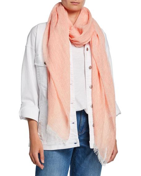 Eileen Fisher Organic Stretch-Cotton Relaxed Denim Jacket