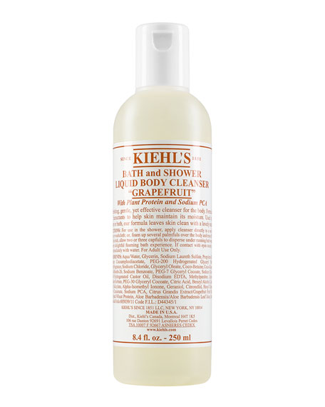Grapefruit Bath & Shower Liquid Body Cleanser, 33.8 oz.