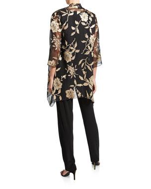4fc11fb80a6 Women's Plus Size Clothes at Neiman Marcus