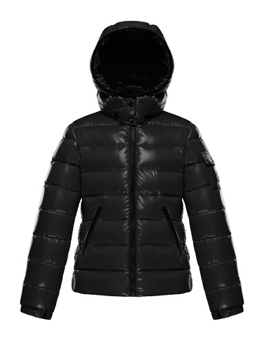 Quilted Hooded Puffer Jacket  Size 4-6 and Matching Items