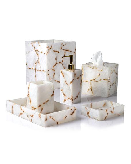 Mike & Ally Taj Boutique Tissue Box Cover