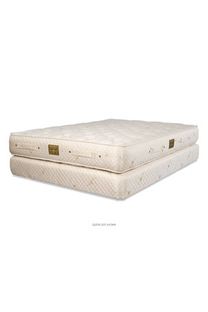 Royal-Pedic Dream Spring Ultimate Firm California King Mattress Set Dream Spring Ultimate Firm King Mattress Set