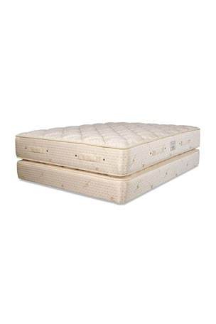 Royal-Pedic Dream Spring Classic Plush California King Mattress Set Dream Spring Classic Plush King Mattress Set