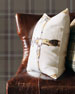 Image 2 of 2: Eastern Accents Bach Decorative Pillow