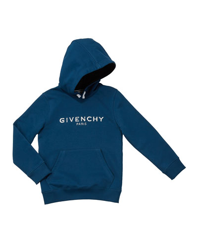 Boys' Hooded Logo Sweatshirt  Size 4-10 and Matching Items