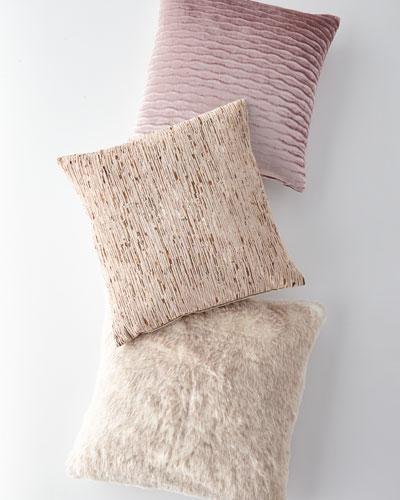 Billow Blush Decorative Pillow  and Matching Items