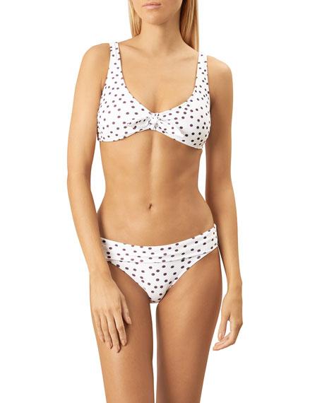 Heidi Klein Bow Bikini Top