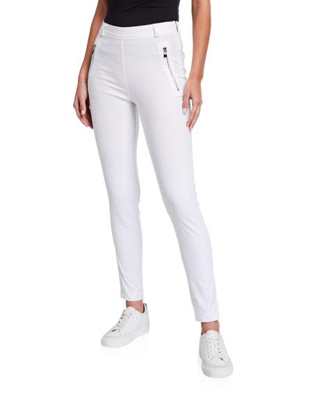 Anatomie Marisa Side-Zip Skinny Pants