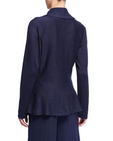 NIC+ZOE Petite Frame Of Mind Knit Easy Jacket