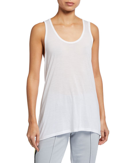 Image 3 of 4: ATM Anthony Thomas Melillo Modal Jersey Tank Top