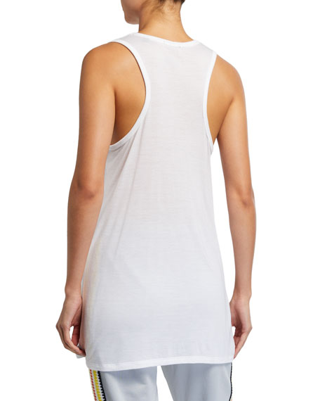 Image 4 of 4: ATM Anthony Thomas Melillo Modal Jersey Tank Top