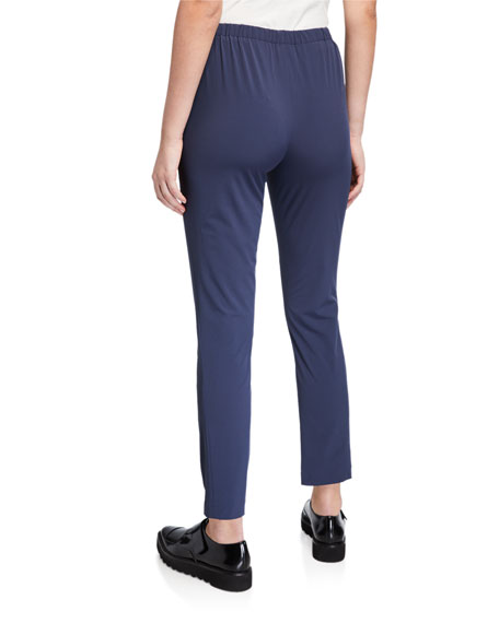 Image 3 of 3: Plus Size Tech Stretch Ankle Pants