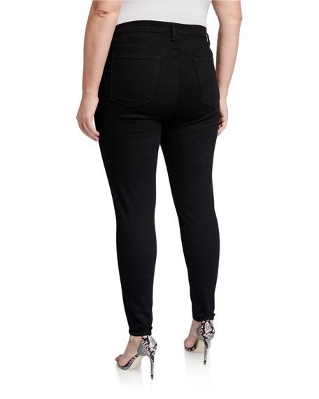 J Brand Maria Photo Ready High-Rise Skinny Jeans