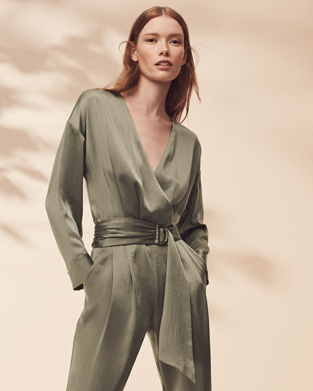 Image 2 of 4: Ramy Brook Crosby Jumpsuit