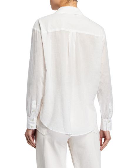 Veronica Beard Jeans Ferguson Button-Down Shirt