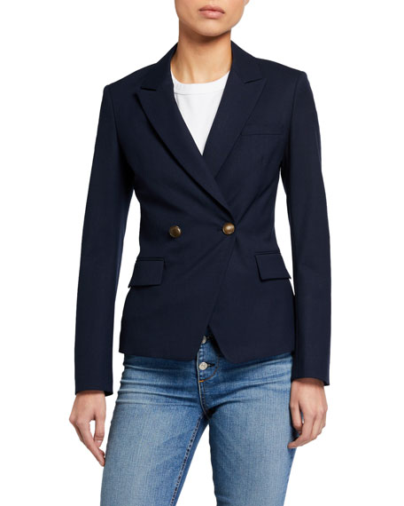 Image 3 of 4: Rag & Bone Fletcher Twill Blazer