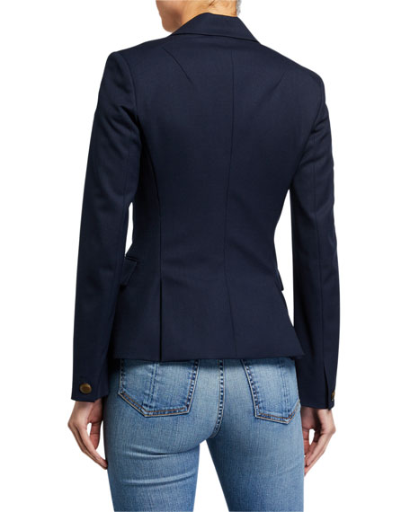 Image 4 of 4: Rag & Bone Fletcher Twill Blazer