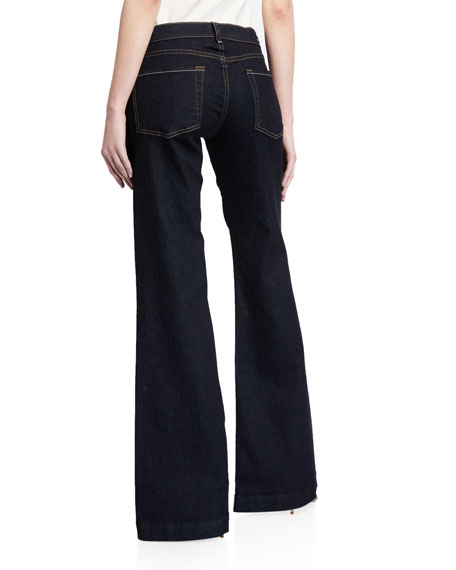 Image 2 of 3: 7 for all mankind Dojo Flared Jeans