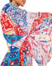 Farm Rio Ikat Printed Maxi Dress