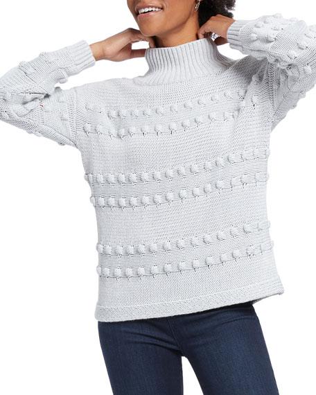 NIC+ZOE Petite Adore A Ball Sweater