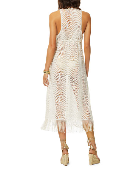 Image 3 of 3: Ramy Brook Rhona Metallic Coverup