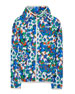 Image 4 of 5: Tory Sport Printed Nylon Packable Jacket
