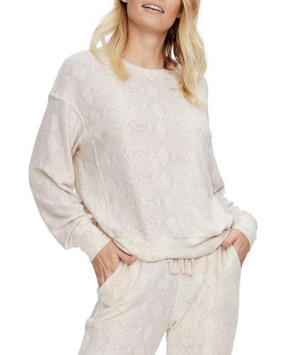 Gio Crewneck Pullover Sweater