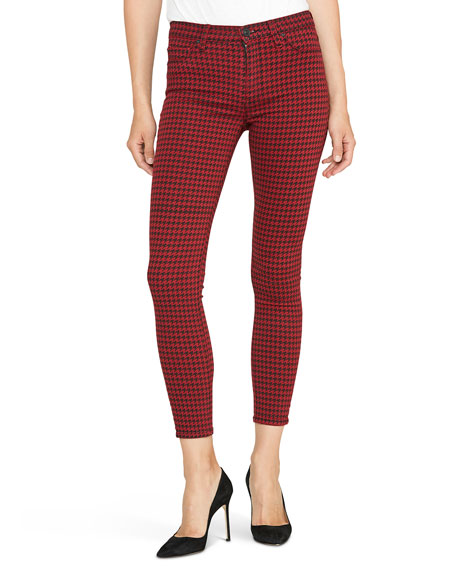 Image 1 of 3: Hudson Barbara High-Rise Skinny Jeans
