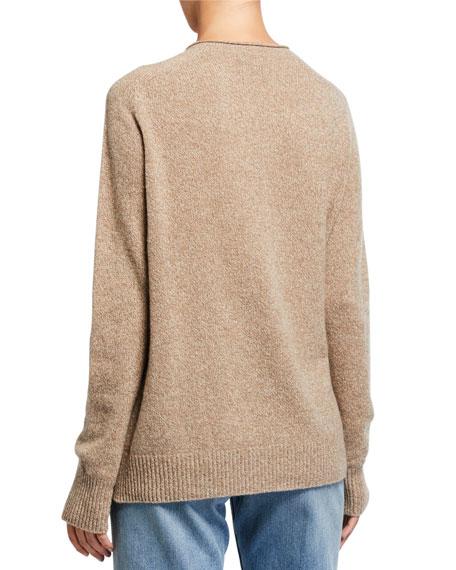 Rag & Bone Elena Seamless Cashmere Pullover Sweater