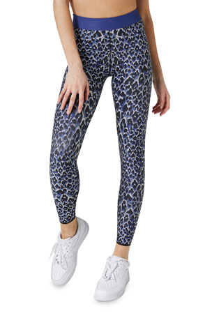 COR designed by Ultracor Leopard Fest Active Leggings
