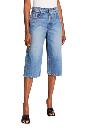 TRAVE Talitha Denim Culottes