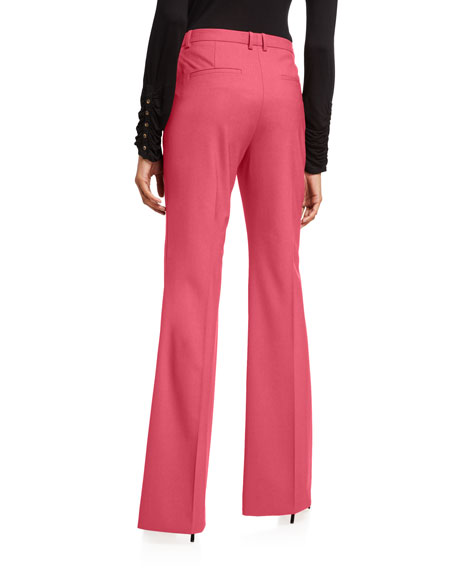 Image 2 of 3: Theory Demitria Good Wool Suiting Pants