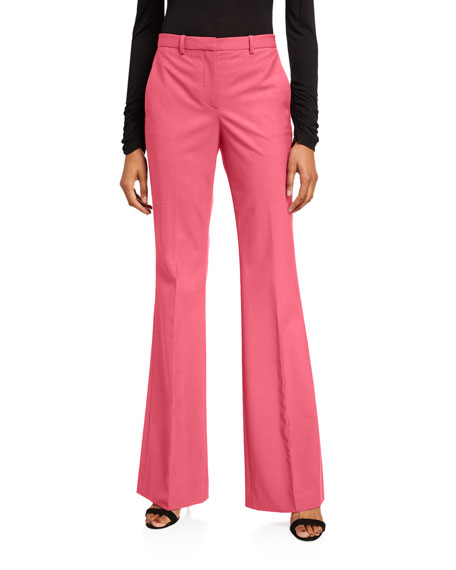 Image 1 of 3: Theory Demitria Good Wool Suiting Pants