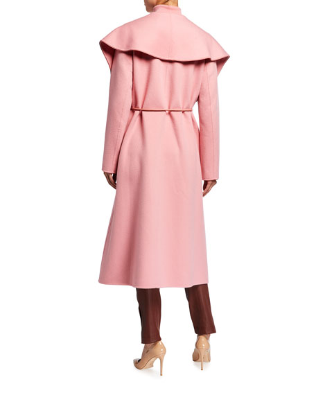 Image 2 of 2: Lafayette 148 New York Ashford Luxe Cashmere Coat