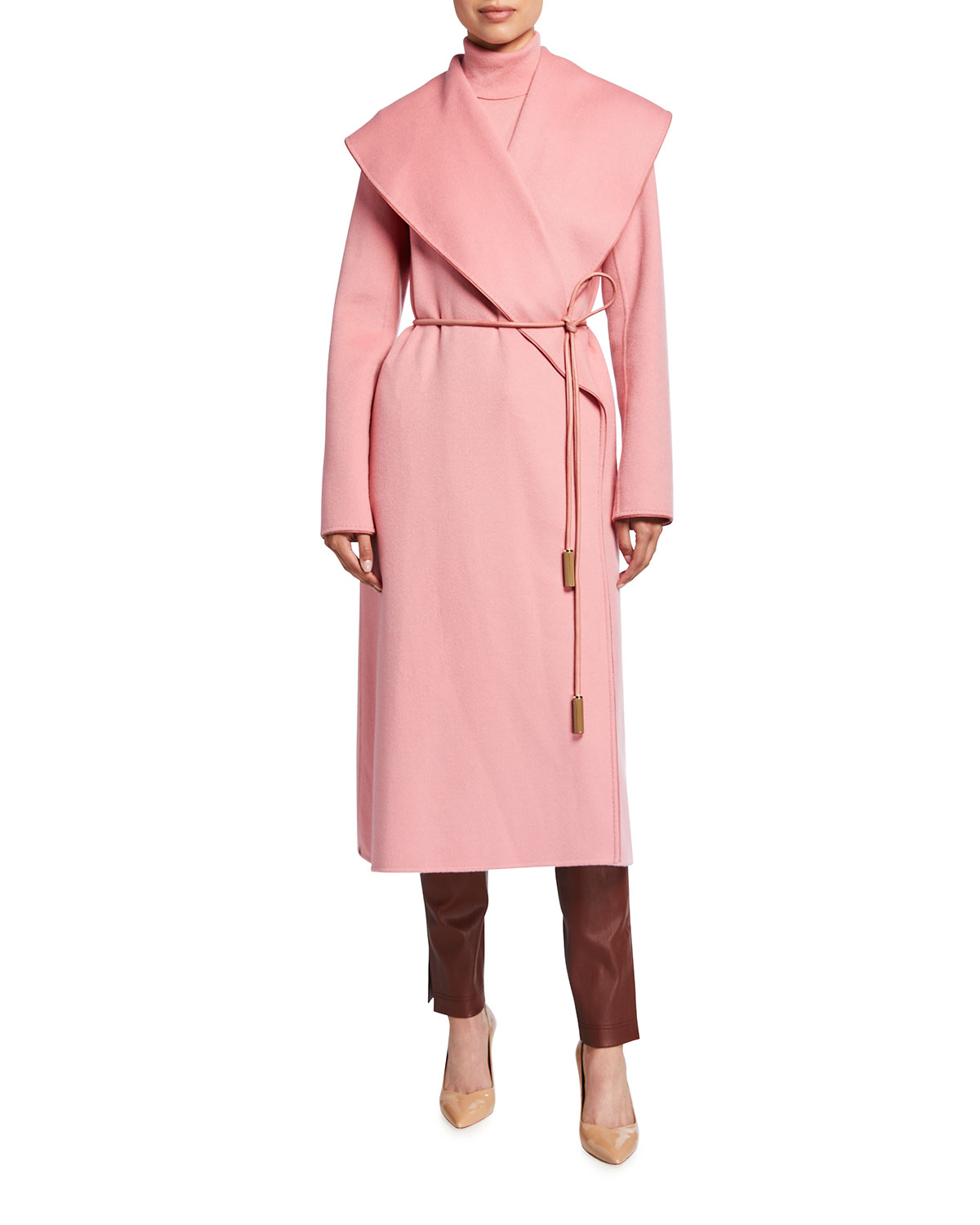 Lafayette 148 New York Ashford Luxe Cashmere Coat