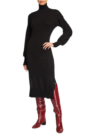 Ramy Brook Maggie Cashmere Sweater Dress $445.00
