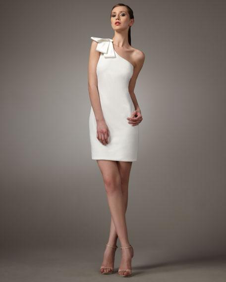 Jennings One-Shoulder Dress