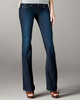 Paige Denim Skyline Fountain Boot-Cut Jeans