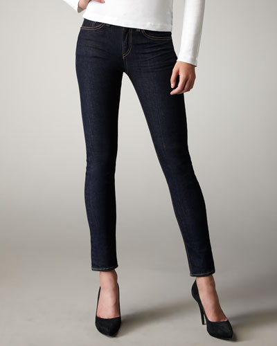 rag & bone/JEAN The High-Rise Skinny Heritage Jeans