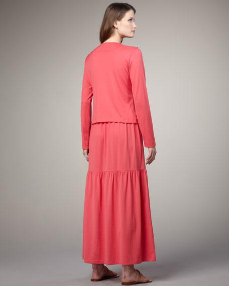 Tiered Maxi Dress, Petite