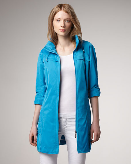 Tab-Sleeve Jacket