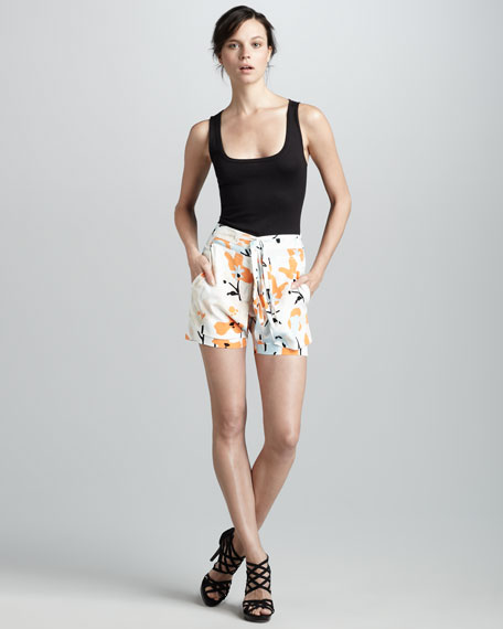 Jansen Printed Shorts