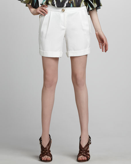 Sofie Cuffed Walking Shorts