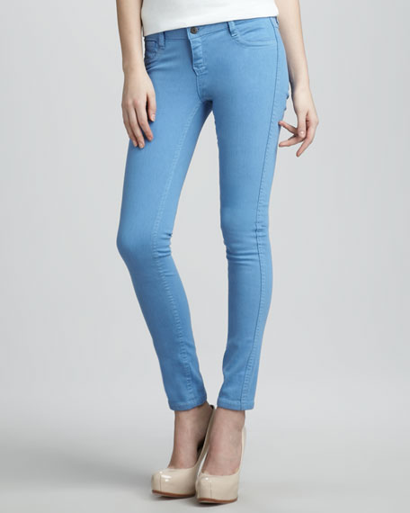 Detour Pacific Blue Reversible Leggings