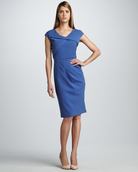 Neeley Folded Dress