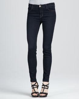 J Brand Jeans 620 Midrise Super Skinny Metropolitan