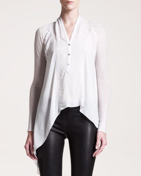 Lush Voile Top